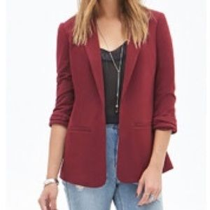 Forever 21 Contemporary Blazer